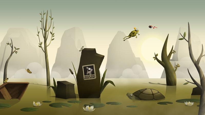 Runaway Toad 2