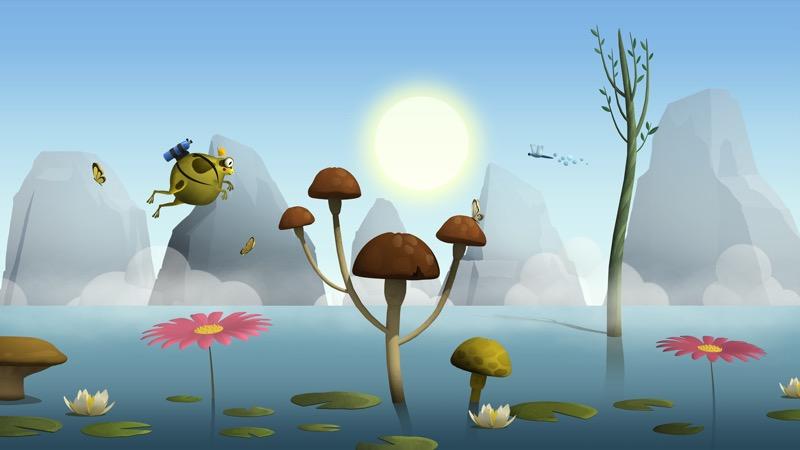 Runaway Toad 3