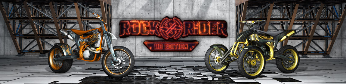 rocks rider hd
