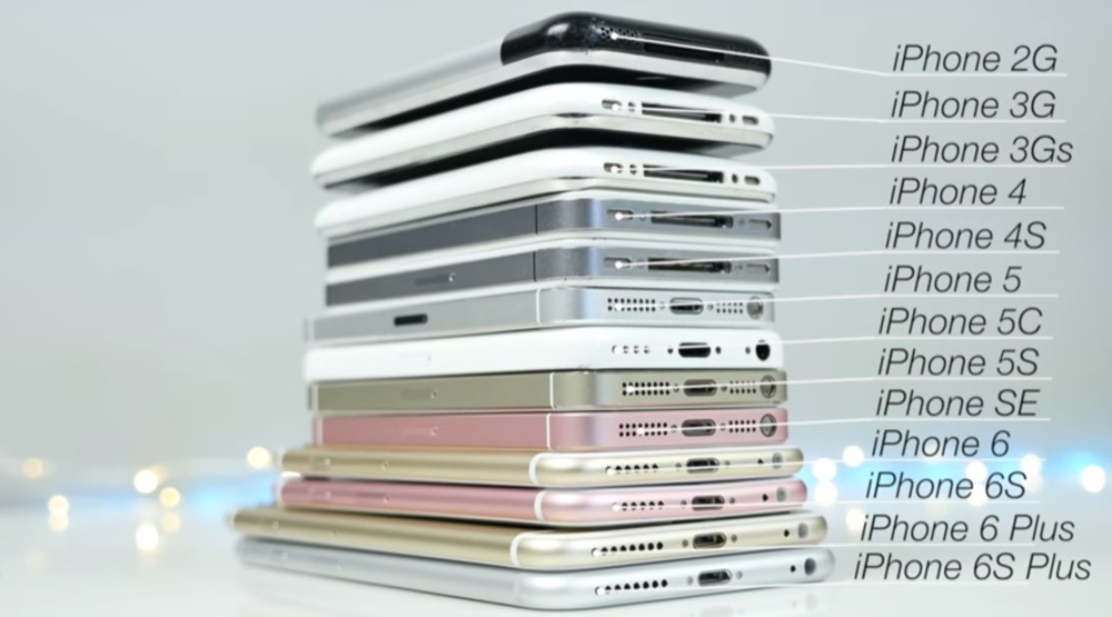 13 iphone modelle