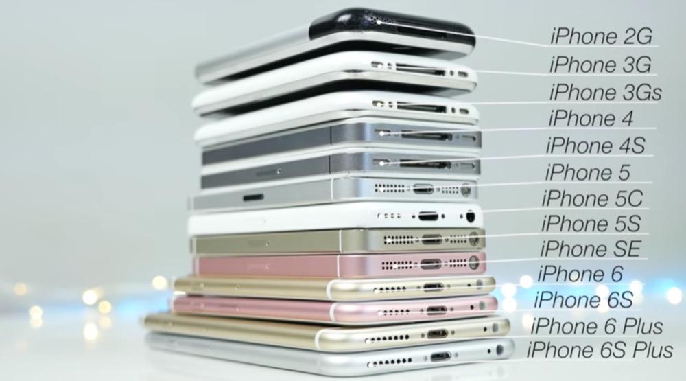 13 iphone modelle