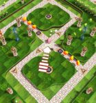 Alice in Wonderland Puzzle Golf Adventures 4