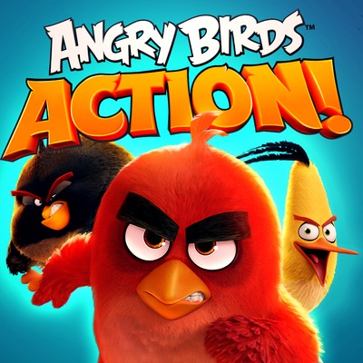 Angry Birds Action Icon