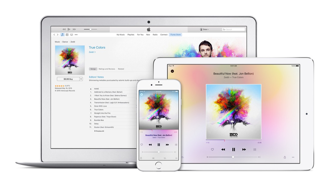 Apple Music overview