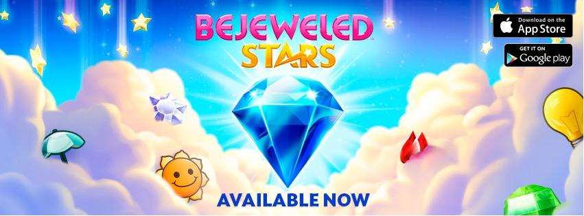 Bejeweled Stars header