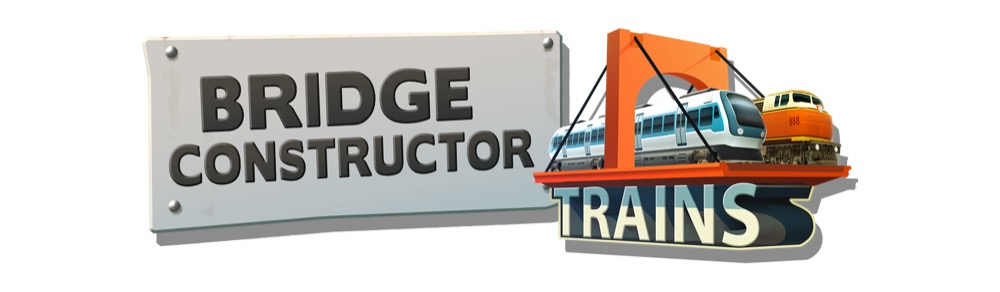 Bridge Constructor train