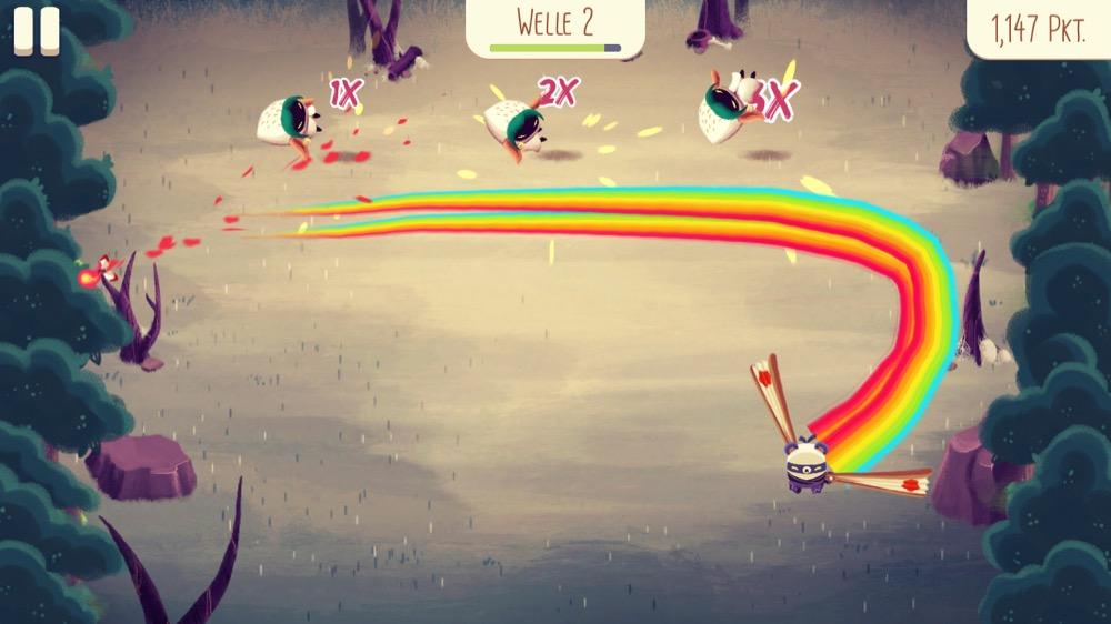 Bushido Bear gameplay