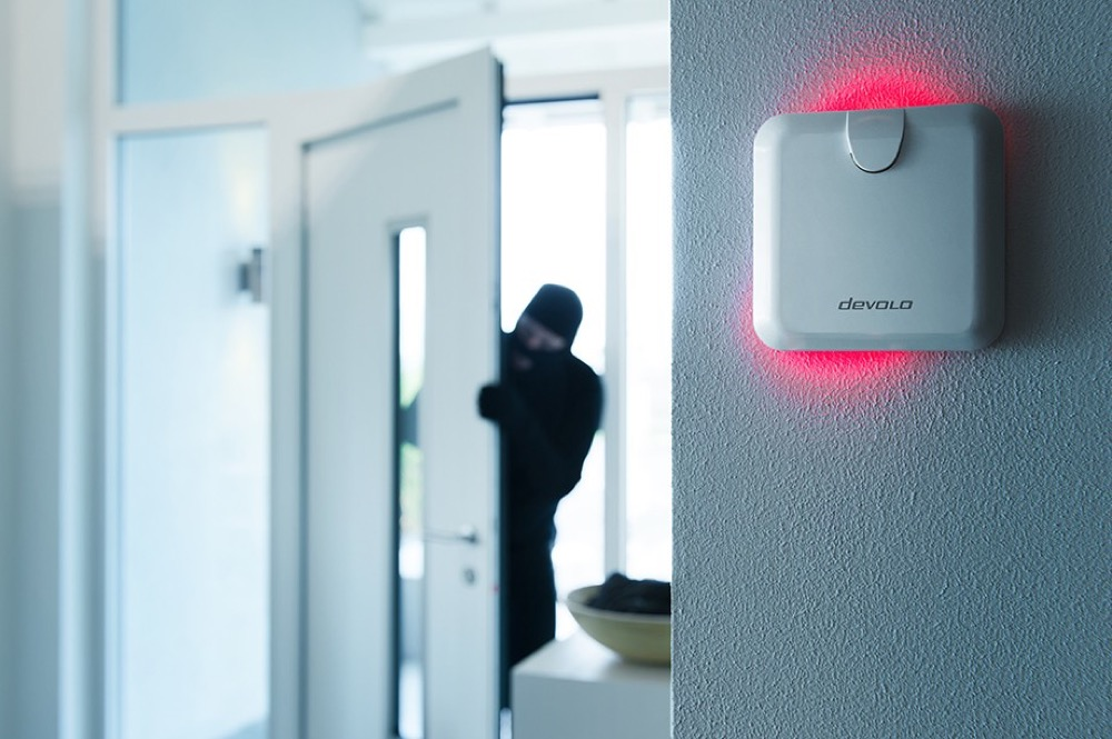 Devolo Home Control Alarm