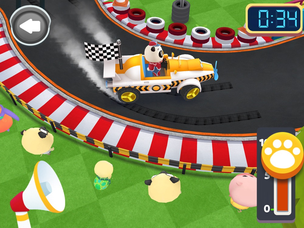 Dr Panda Racers 4