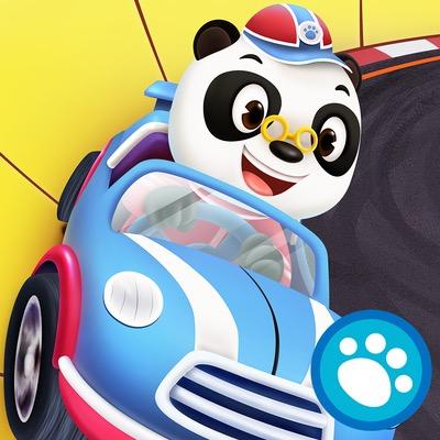 Dr Panda Racers Icon