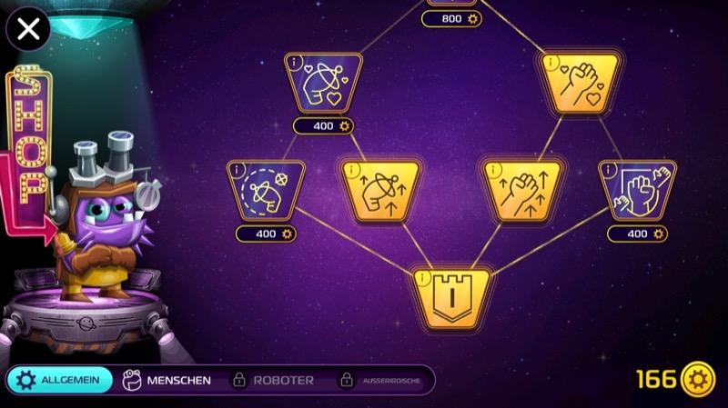 Galaxy Dwellers 3