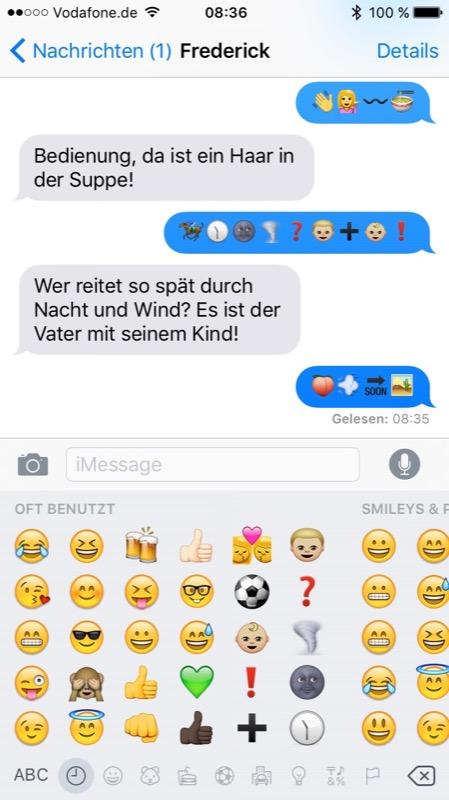 How to speak Emoji Icon