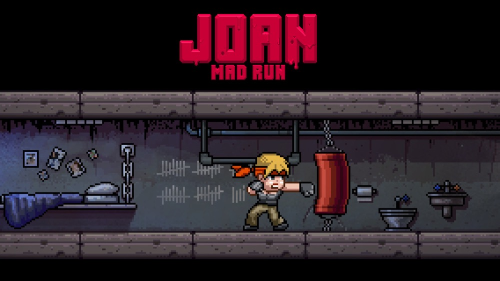 Joan Mad Run