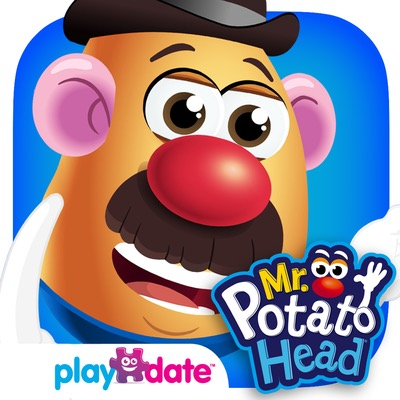 Mr Potato Head Schulspurt Icon