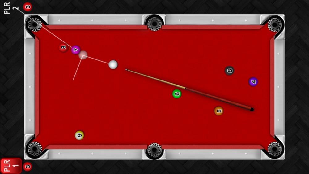 Pool plus tisch