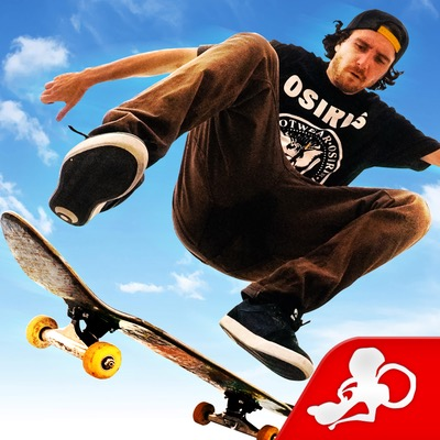 Skateboard Party 3 Icon
