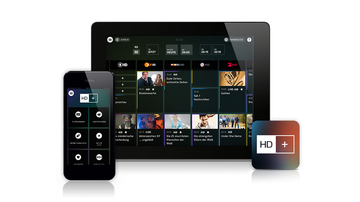 hd plus app