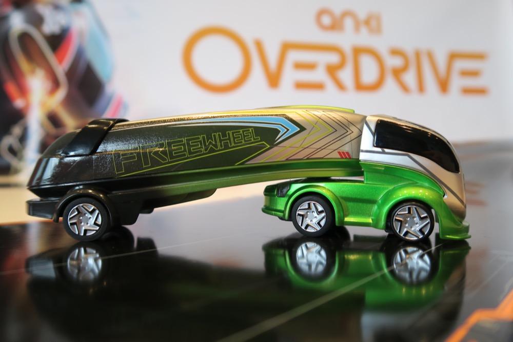 Anki Overdrive Freewheel