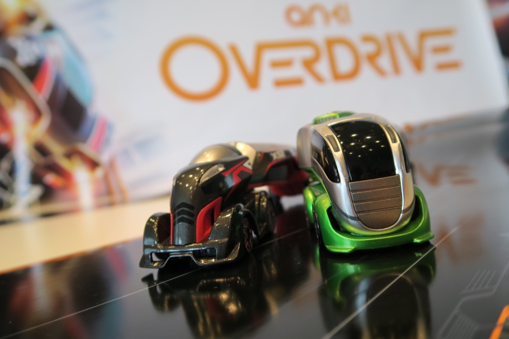 Anki Overdrive trucks