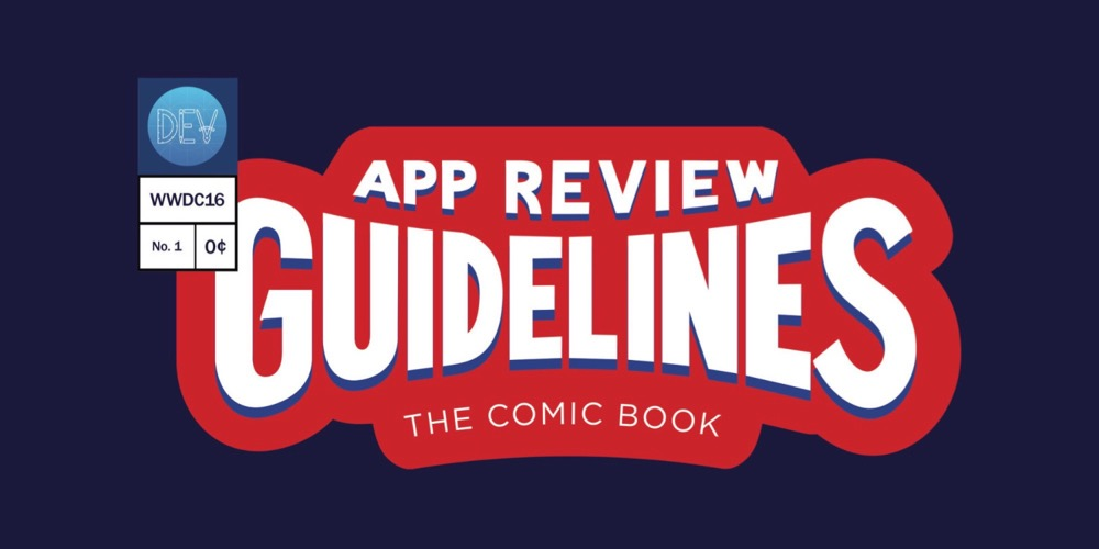 App Review Guidelines Comic