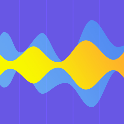 Audio Spectrum Icon