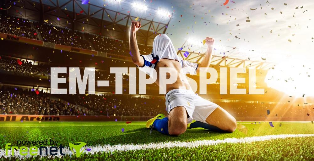 EM Tippspiel Banner