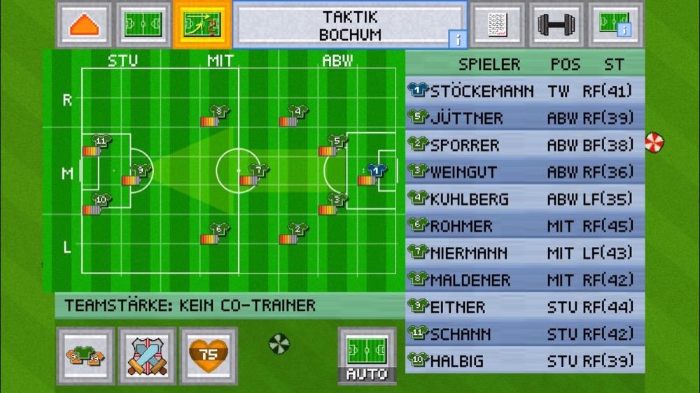 Fussball Pocket Manager 1