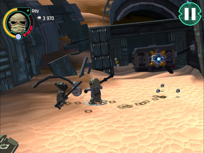 Lego Star Wars The Force Awakens 2