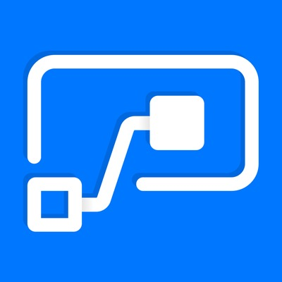Microsoft Flow Icon