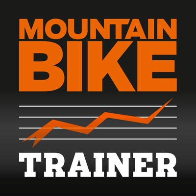 Mountainbike Trainer Icon