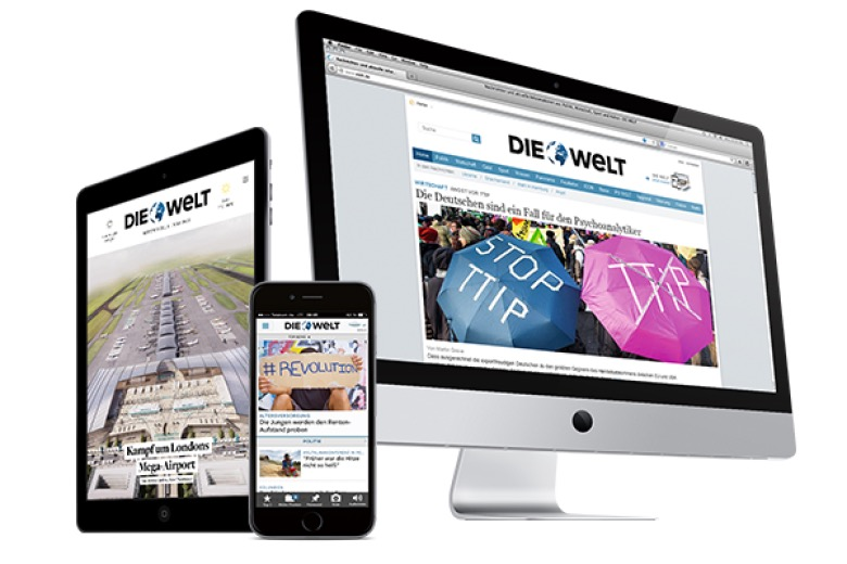 Welt Digital