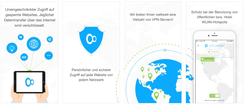 vpn unlimeted ios