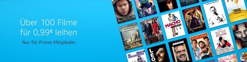 Amazon Filme leihen