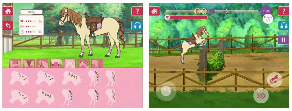 Bibi und Tina Großes Pferdeturnier