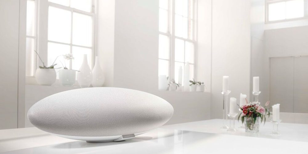Bowers Wilkins Zeppelin Wireless weiss