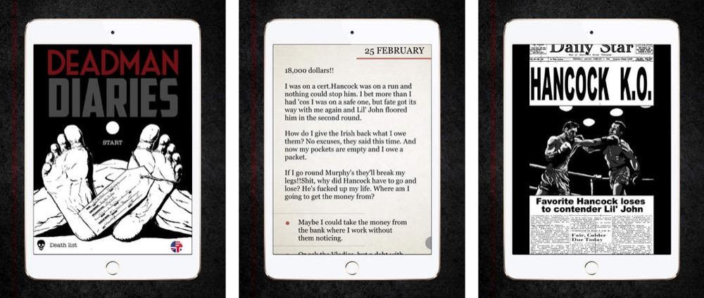 Deadman Diaries