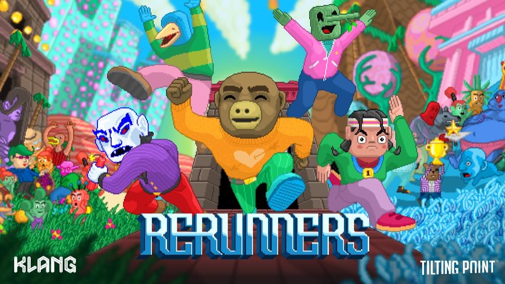ReRunners head