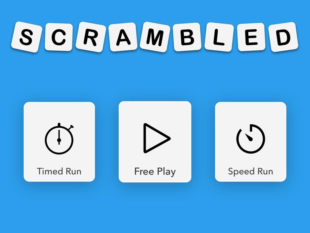 Scrambled 1