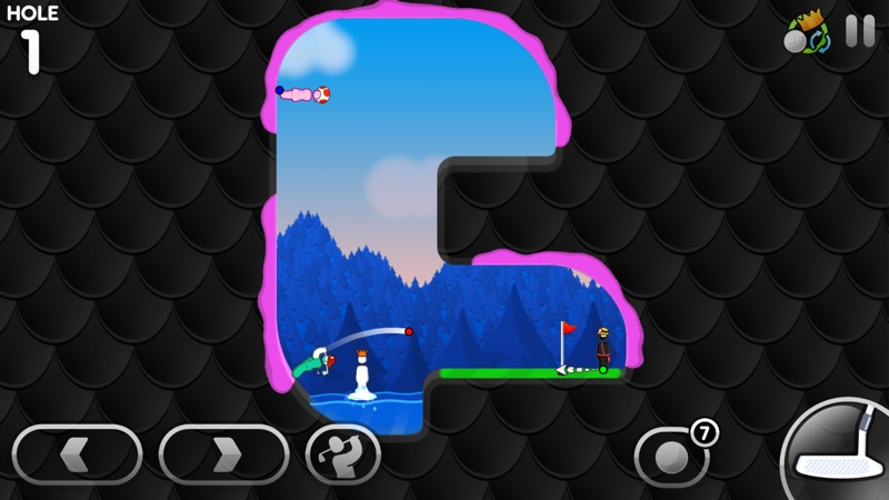 Super Stickman Golf 3 1