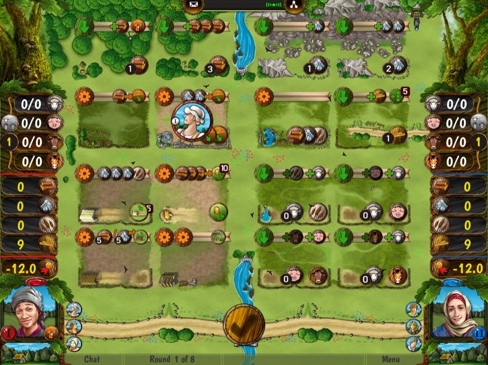 Agricola Die Bauern und Das Liebe Vieh 3
