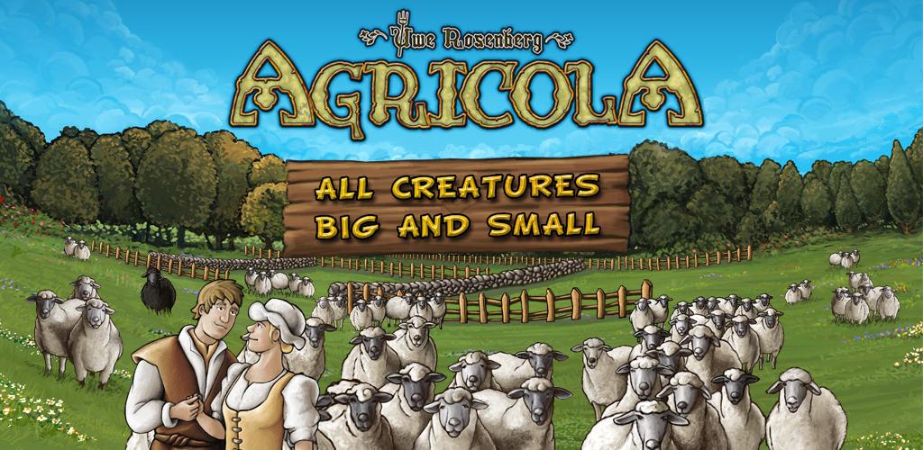Agricola Die Bauern und Das Liebe Vieh