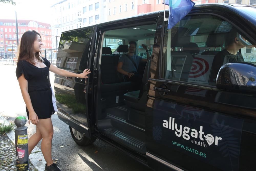 Allygator Shuttle