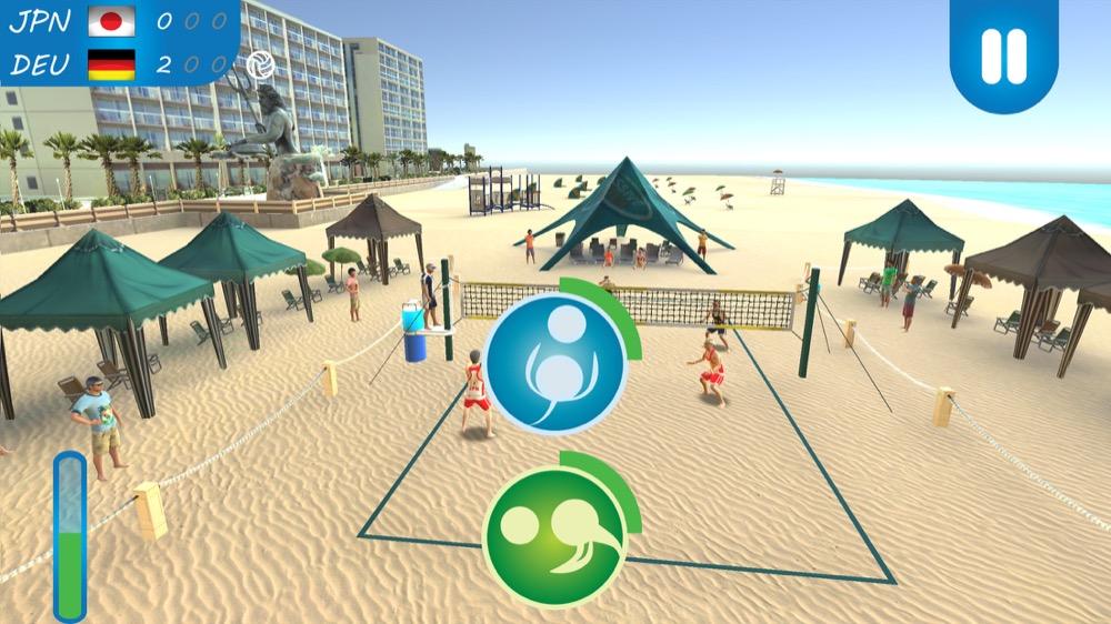 Beach Volleyball 2016 play