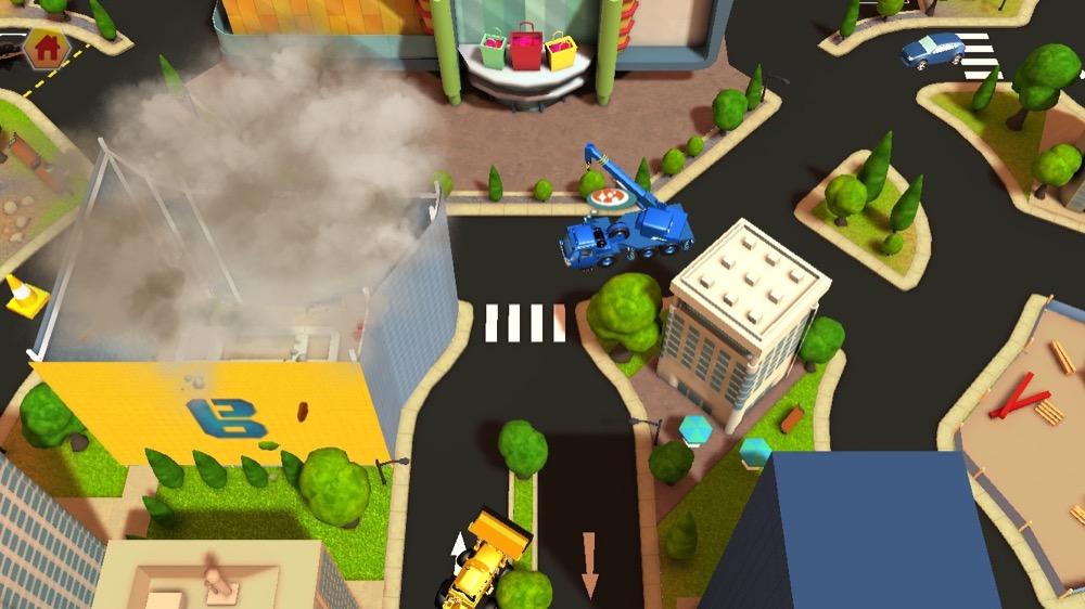 Bob der Baumeister Build City 1