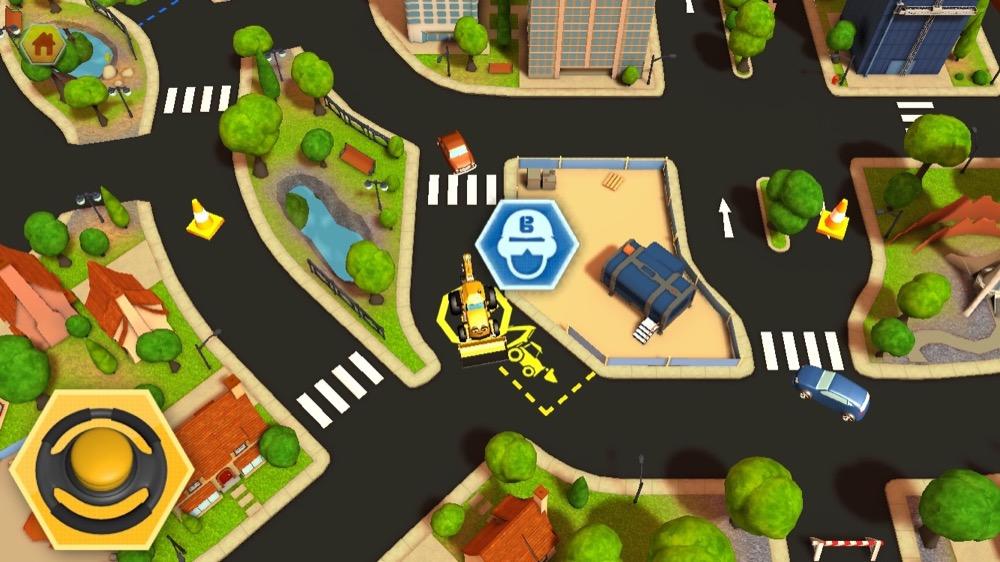 Bob der Baumeister Build City 2