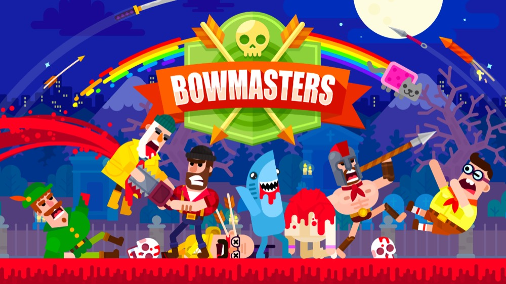 Bowmasters head