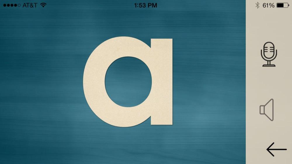 Einfuehrung in die Buchstaben