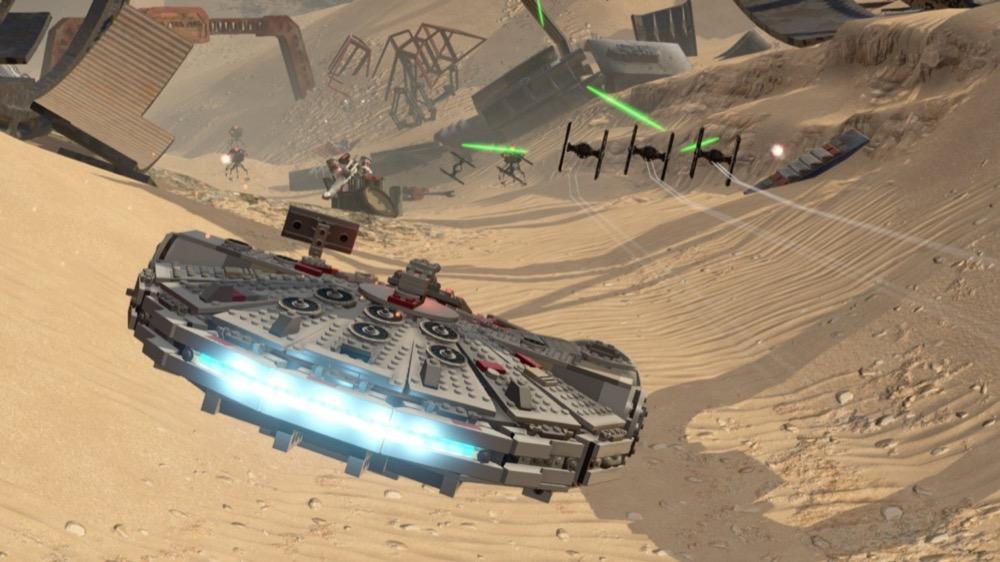 Lego Star Wars Das Erwachen der Macht 1