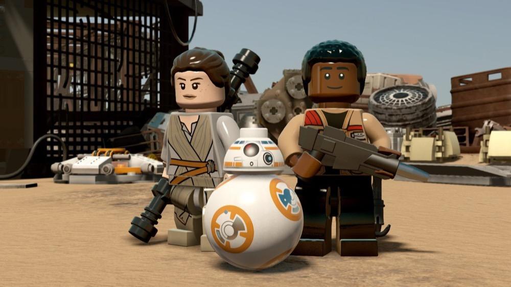 Lego Star Wars Das Erwachen der Macht 2