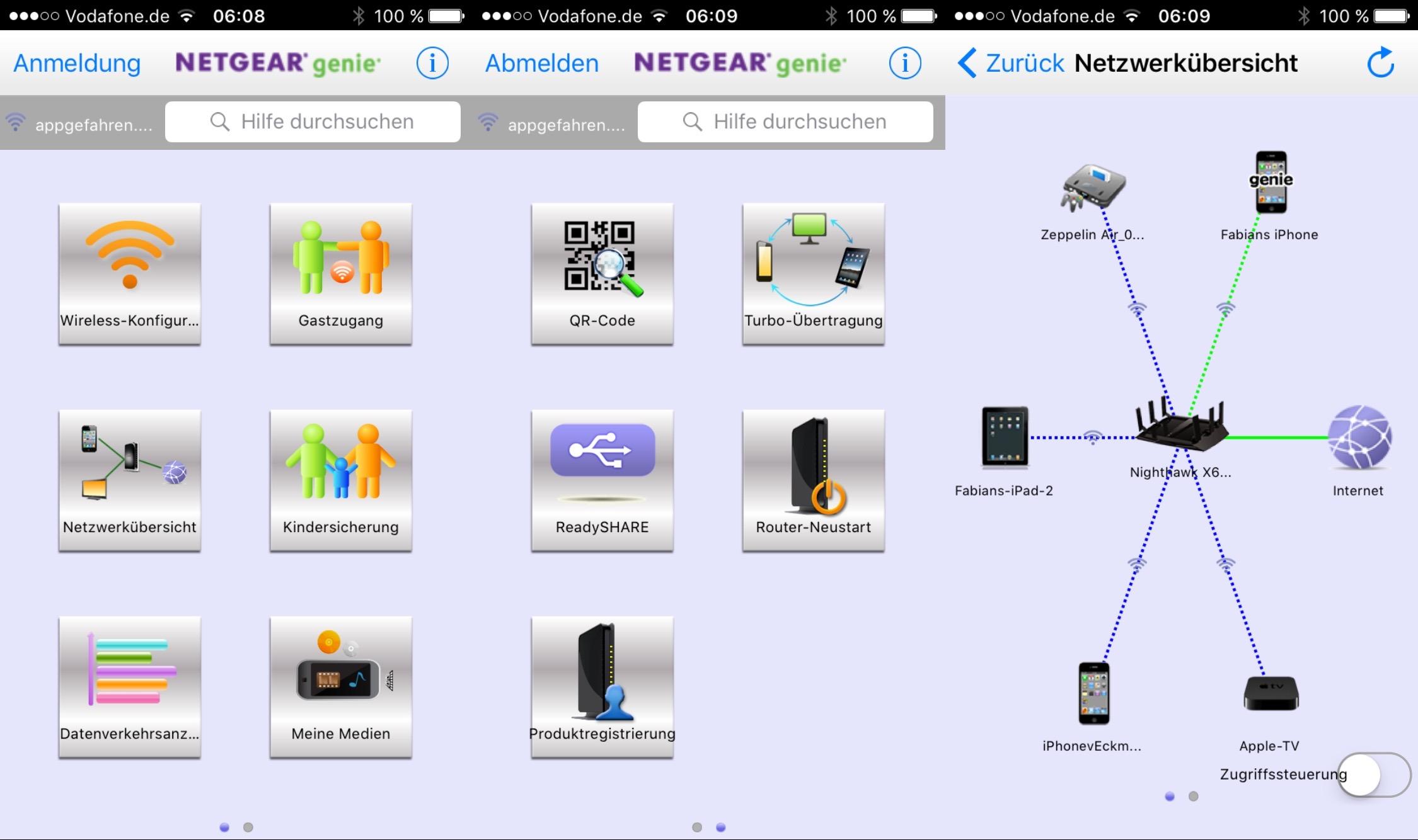 Netgear Genie App